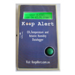 KeepAlert CO2 Logger with Display (LOGKACO2DISP)