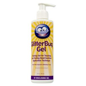 GBGEL - Glitterbug Gel Hand Sanitiser Training