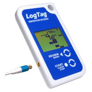 LOGDISPEX - LogTag with Display and External Probe