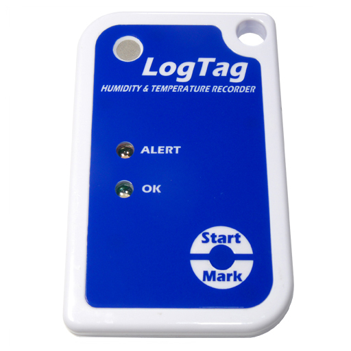 LOGHUM - Temperature and Humidity Logger