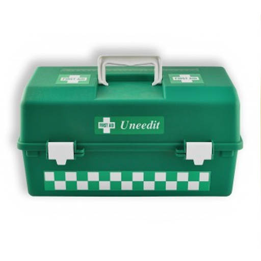 Class A First Aid Kit in Plastic Case