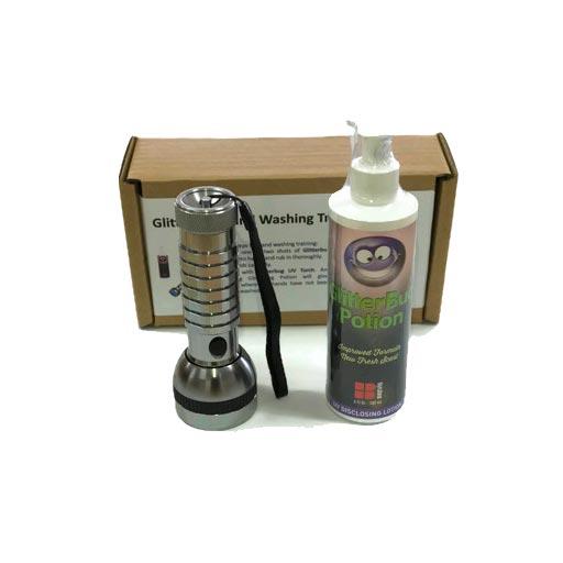 GBKIT - GlitterBug Beginner Hand Washing Kit