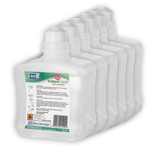 IF6 - Deb InstantFOAM 1 Litre Cartridge - 6 pack