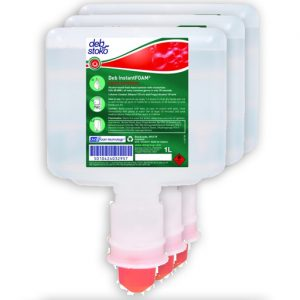 IFTFCX3 - InstantFOAM 1.2L cartridge for Touch-Free Dispenser - 3 pack