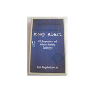 KALOG - KeepAlert CO2 Logger