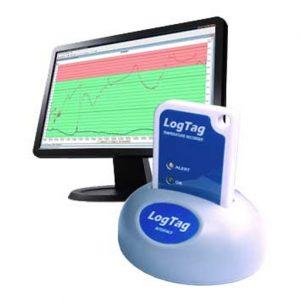 LTKITUSB - LogTag USB Cradle and Software Kit