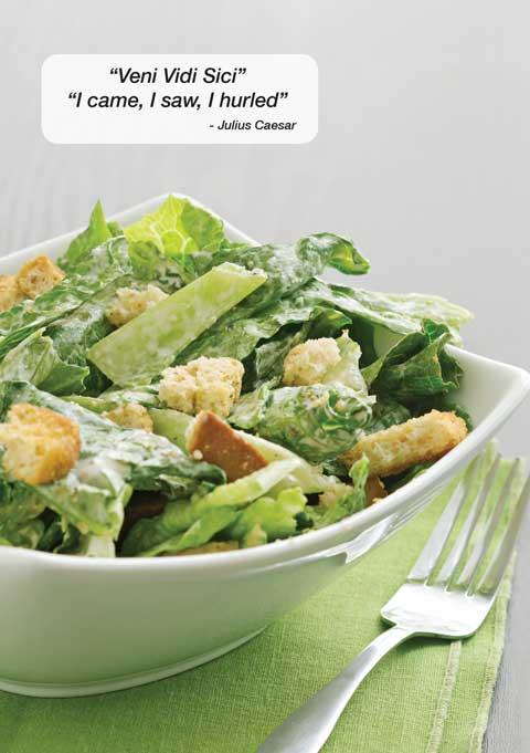 Chicken Seizure Salad