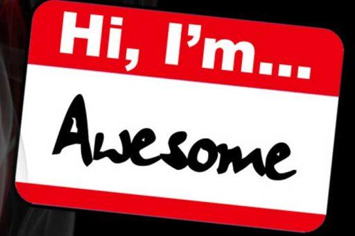 Hi, I'm awesome
