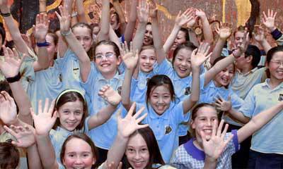 Glitterbug for schools