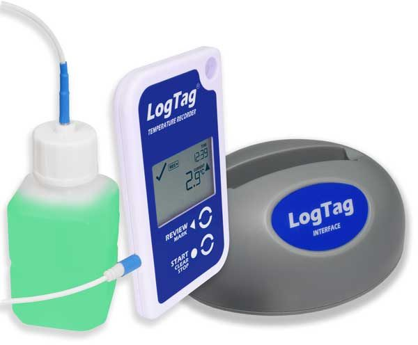 Logtag complete vaccine monitoring kit