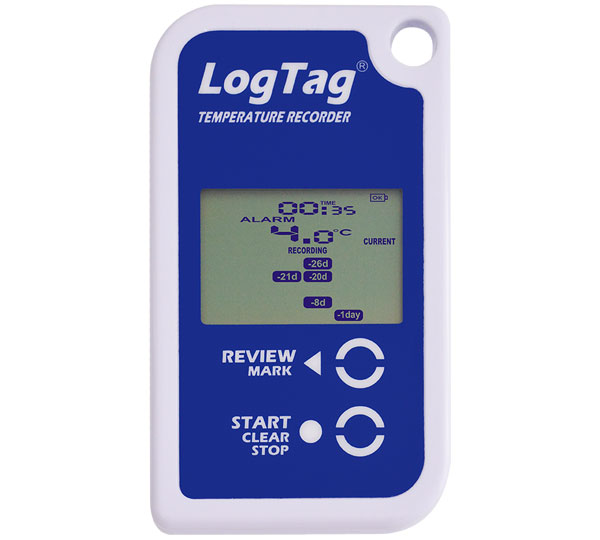 LogTag with Display