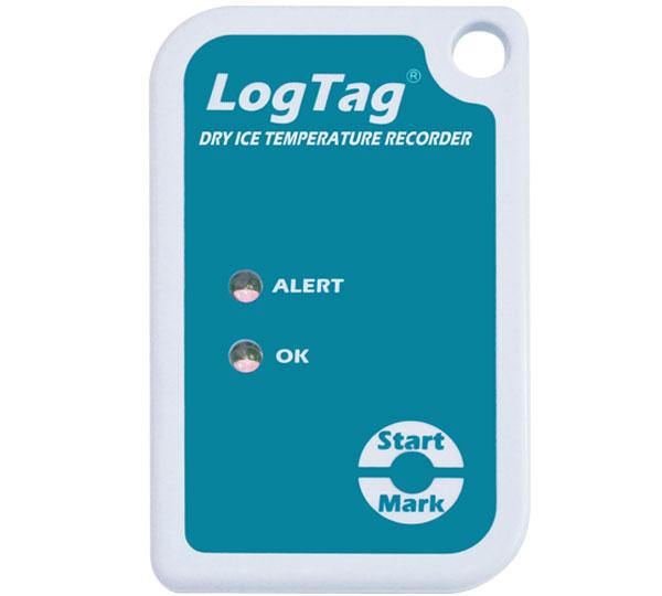 LogTag Dry Ice logger