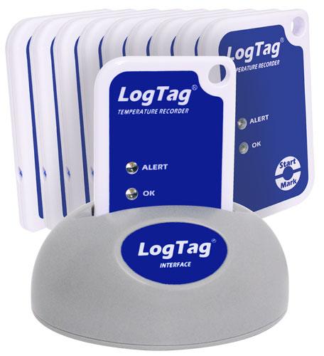 LogTag-10-pack